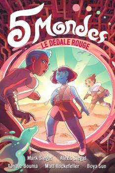 5 mondes, la série BD - BDfugue.com