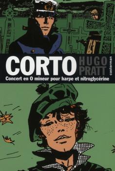 Corto maltese poche tome 16 - concert en o mineur pour harpe et nitroglycérine