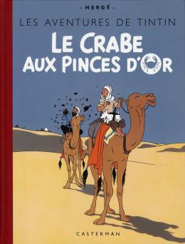 Tintin tome 9 - le crabe aux pinces d'or (fac-similé couleurs 1943)