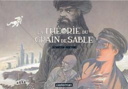 les cités obscures - la théorie du grain de sable - coffret tome 1 à tome 2