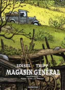magasin général - premier cycle - coffret tome 1 à tome 3