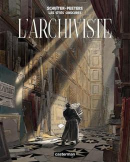 les cités obscures - hors-série tome 2 - l'archiviste