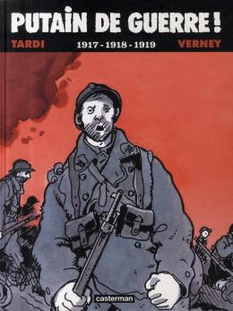 Putain de guerre tome 2 - 1917-1918-1919 (+ 1DVD)