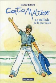 Corto Maltese - La ballade de la mer salée + DVD