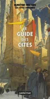 Les cités osbcures hors série tome 8 - le guide des cités