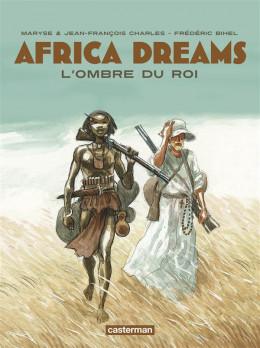 Africa dreams tome 1 - l'ombre du roi - prix spécial