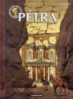 Les voyages d'Alix - Petra