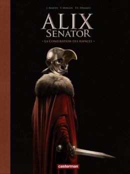 Alix Senator tome 3 - édition deluxe