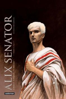 Coffret Alix Senator tomes 1 à 3 + ex-libris