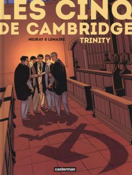 Les cinq de Cambridge tome 1