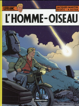 Lefranc tome 27