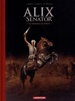 Alix Senator tome 4 - édition deluxe