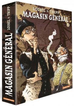 Magasin Général coffret tomes 4 à 6