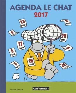 Le chat - agenda 2017