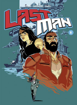 Lastman tome 8 - Collector