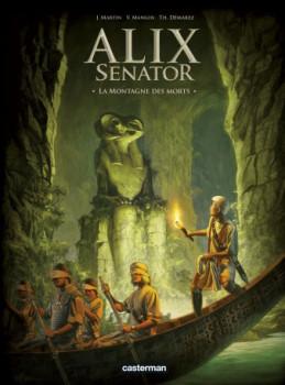 Alix Senator tome 6