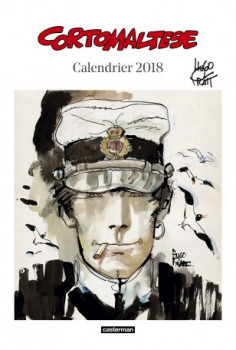 Corto Maltese - calendrier 2018