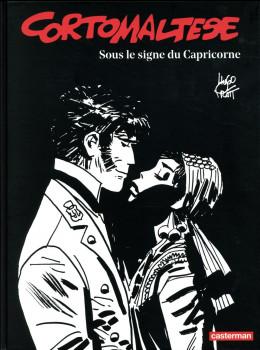 Corto Maltese N&B - édition 2017 tome 2 - Sous le signe du capricorne