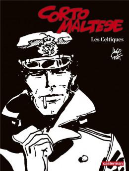 Corto Maltese tome 4 - Les celtiques (N&B)