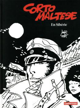Corto Maltese tome 6 - En Sibérie (N&B)