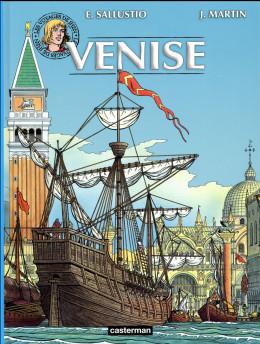 Les voyages de Jhen - Venise (édition 2017)