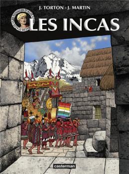 Les voyages d'Alix - Les Incas (nouvelle édition)