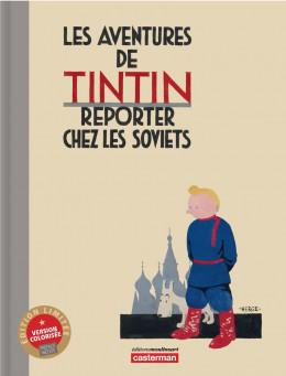 Tintin - édition enrichie tome 1 - Tintin au pays des Soviets