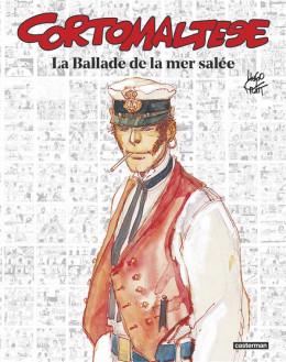 Corto Maltese - la ballade de la mer salée (édition 50 ans)