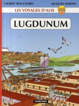 alix ; les voyages d'alix ; lugdunum