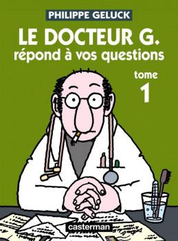Le Docteur G tome 1 - répond à vos questions (ned)
