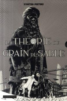 Les cités obscures - la théorie du grain de sable tome 1