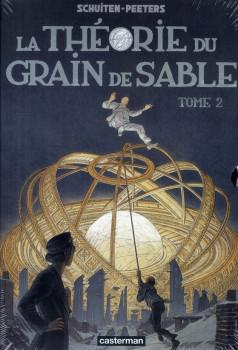 Les cités obscures - la théorie du grain de sable tome 2