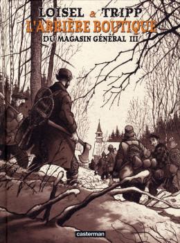 Magasin général tome 3 - arrière boutique