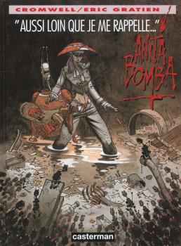 Anita Bomba tome 1 - aussi loin que je me rappelle