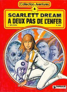 Scarlett Dream tome 5 - à deux pas de l'enfer