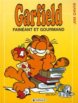 garfield tome 12 - fainéant et gourmand