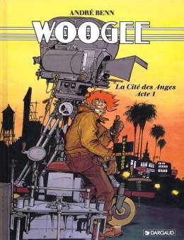 Woogee tome 2 - la cité des anges acte 1