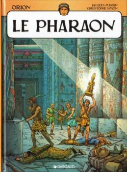 orion tome 3 - le pharaon