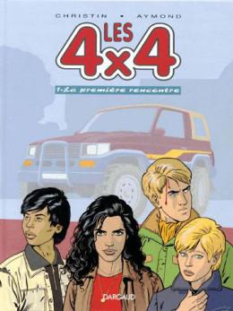 Les 4x4 tome 1 - la première rencontre