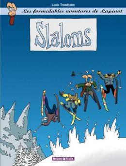 Les formidables aventures de Lapinot tome 2 - slaloms