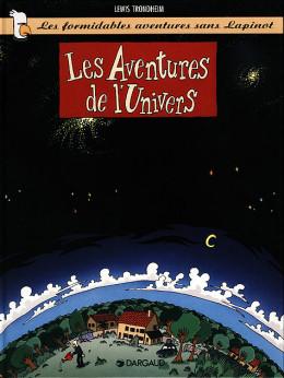 Les formidables aventures de Lapinot tome 1 - les aventures de l'univers