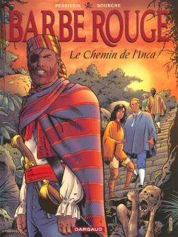 Barbe rouge tome 26