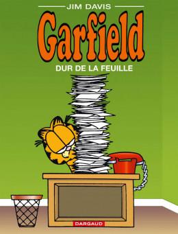 Garfield tome 30 - dur de la feuille