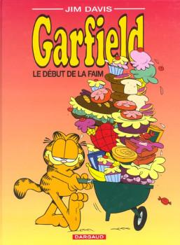 garfield tome 32 - le début de la faim