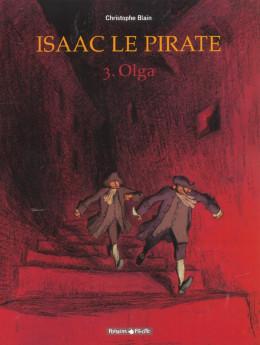 Isaac le pirate tome 3 - olga