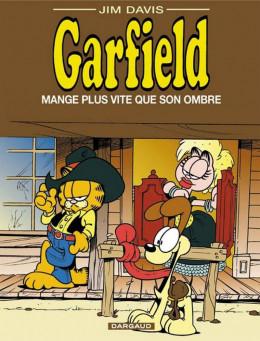 Garfield tome 34 - garfield mange plus vite que son ombre