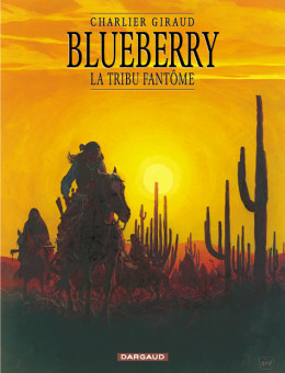 Blueberry tome 20 - la tribu fantôme