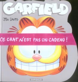 garfield ; ce chat n'est pas un cadeau
