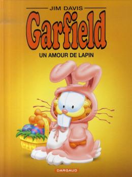 Garfield tome 44 - un amour de lapin