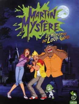 martin mystère tome 1 - le hurlement du loup-garou